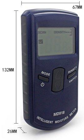 デジタル探知機寸法